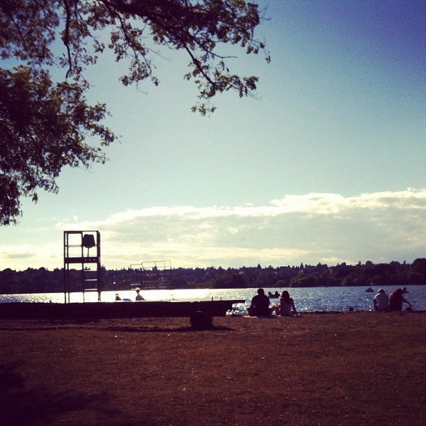 insta-week-1 green lake
