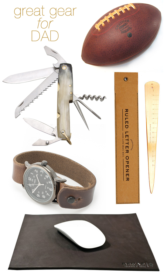 great gear from Huckberry - perfect for Father's Day