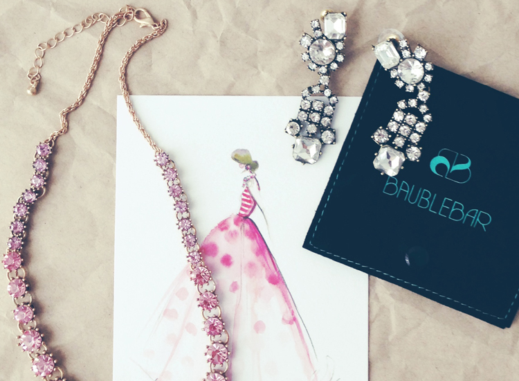 paperfasion and baublebar collaboration