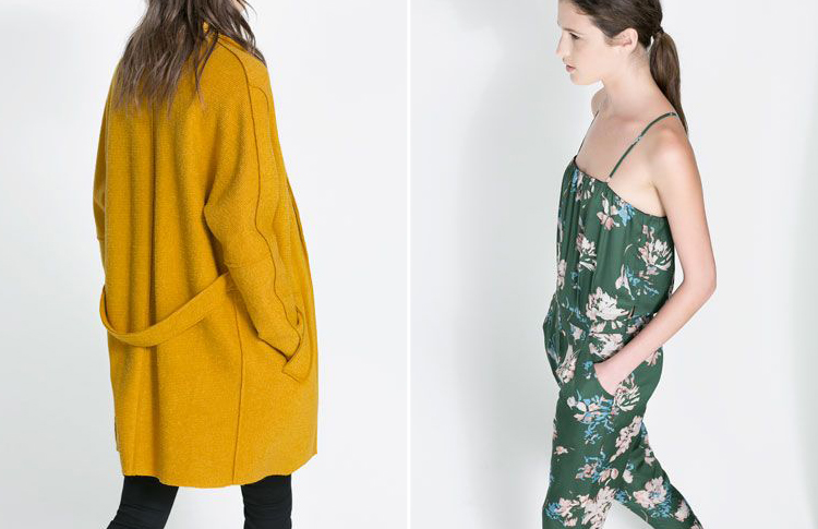 fall fashion from ZARA