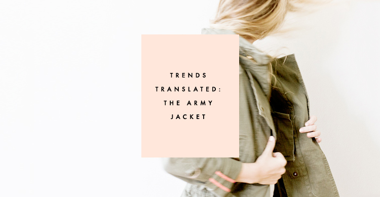 how to layer on army jackets