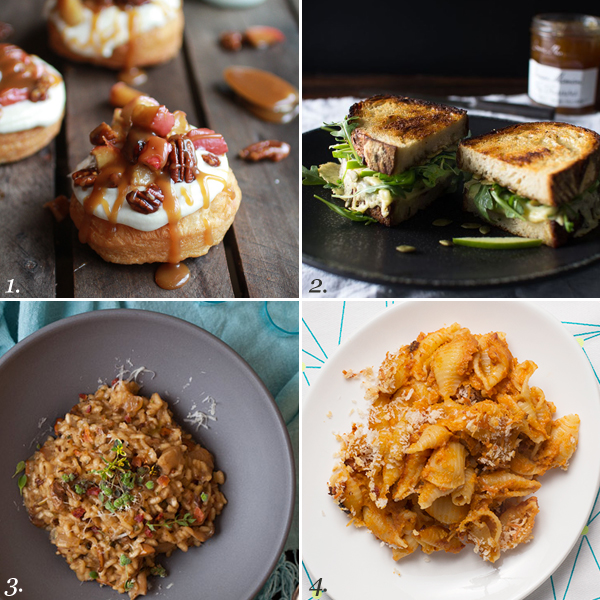 fall recipes round up