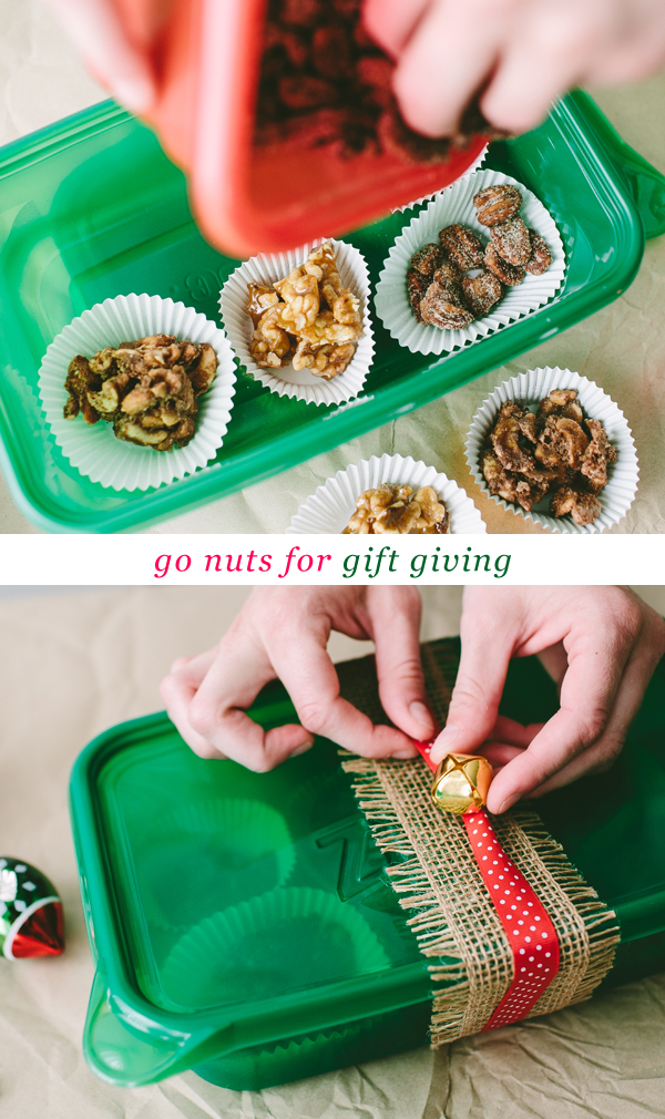 holiday nut mixes #ziploc #holidaycollection #recipes