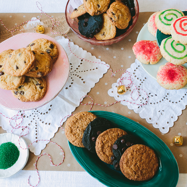 Cookie Exchange Party #ziploc #holidaycollection