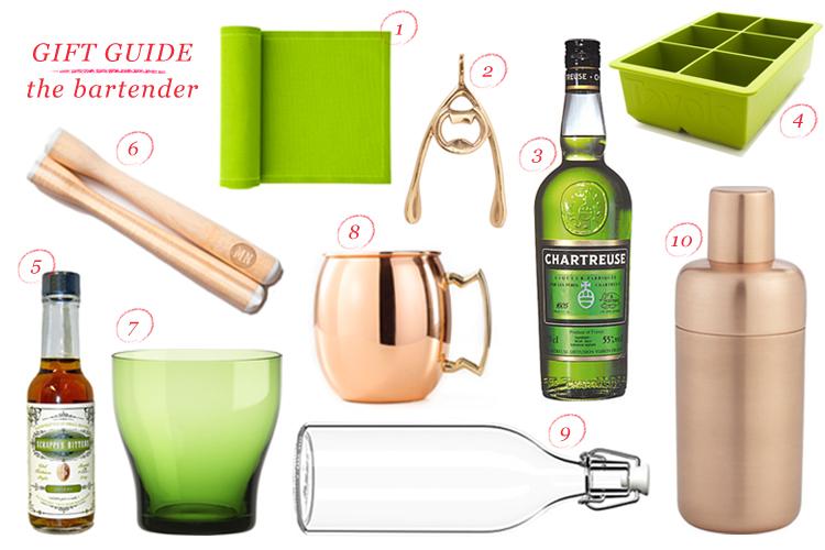 jojotastic : gift guide // the bartender