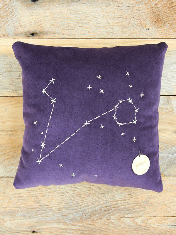 home decor trend // the night sky // www.jojotastic.com