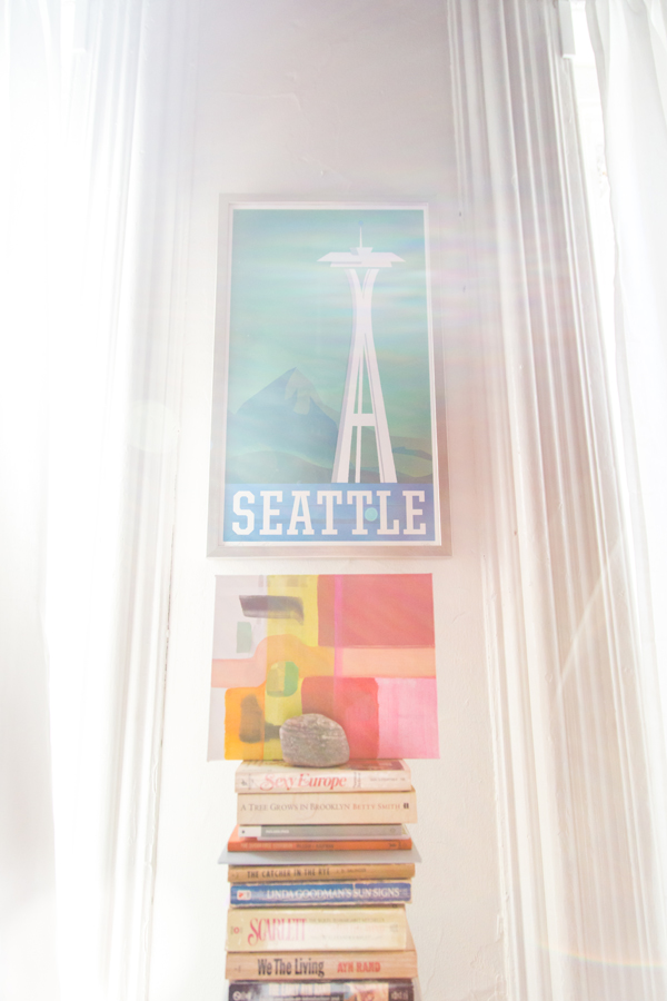 home tour: artwork // and a code for 15% off custom frames from Framed and Matted
