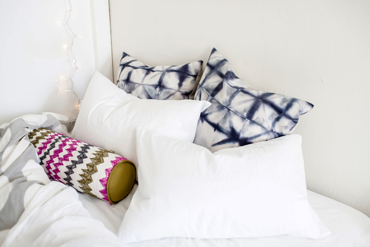 home tour: bed nook