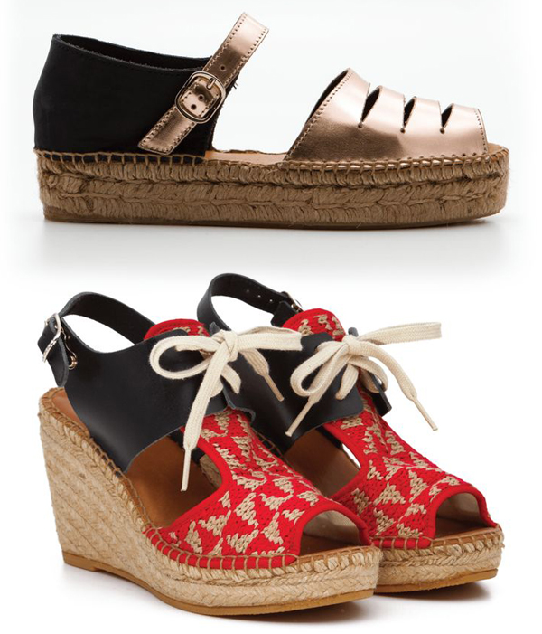 shoe love // espadrilles from naguisa