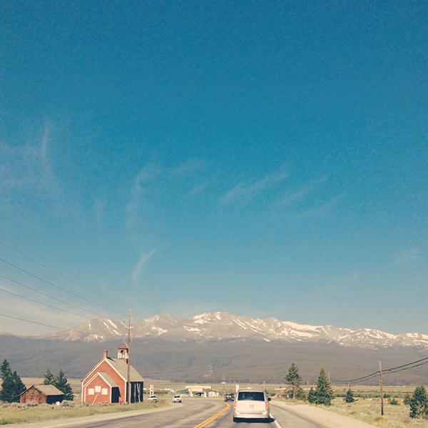 escape to the mountains