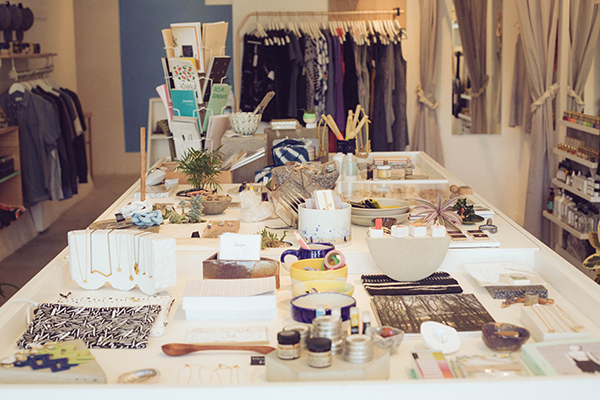 little paper planes, a darling boutique in San Francisco