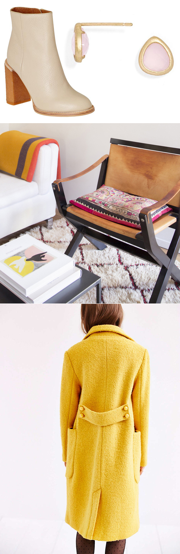 let interiors inspire your outfit