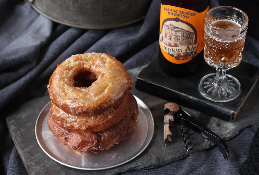 Pumpkin Ale Donuts_featured
