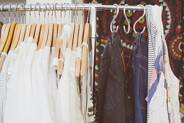 jojotastic // my rules for cleaning out my closet