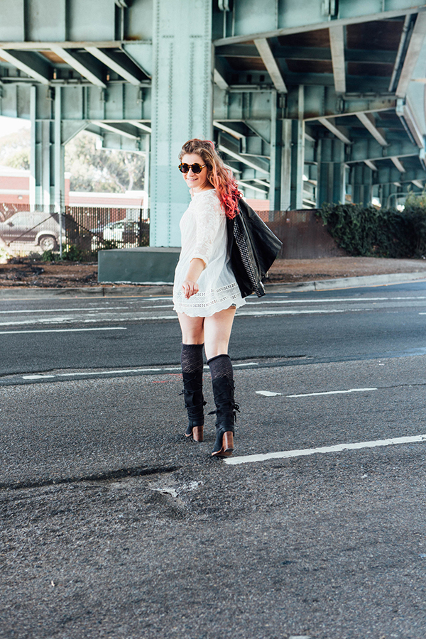 throwback thursday // layering with free people outtakes