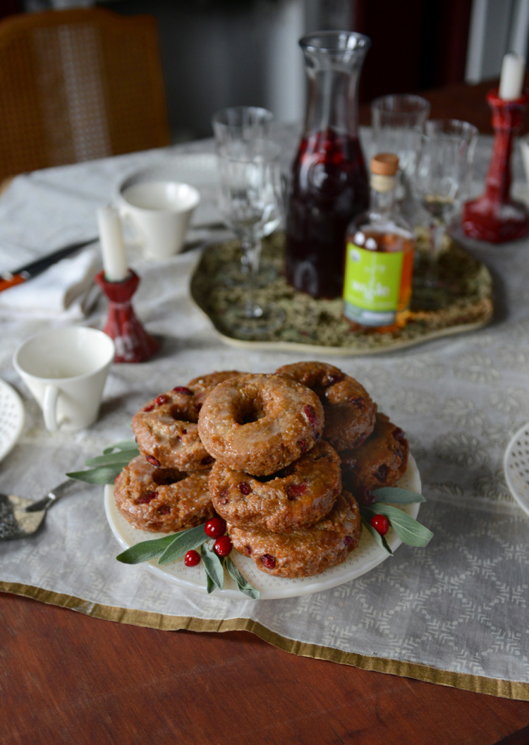 Cranberry Donuts 01