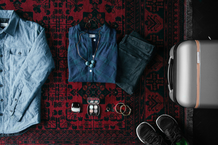 how to pack like a pro // what to wear to pick out your christmas tree