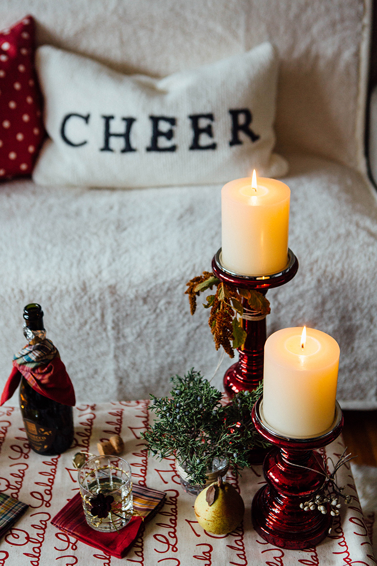 casual holiday entertaining tips  #PBwithatwist @potterybarn