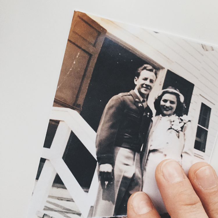 about grieving // bloggers don't often talk about grieving, but i couldn't stay quiet about everything i've learned during the passing of my beloved grandpa
