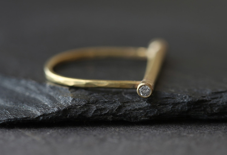 gorgeous jewelry alert : the beautiful, modern Linea collection by Alexis Russell