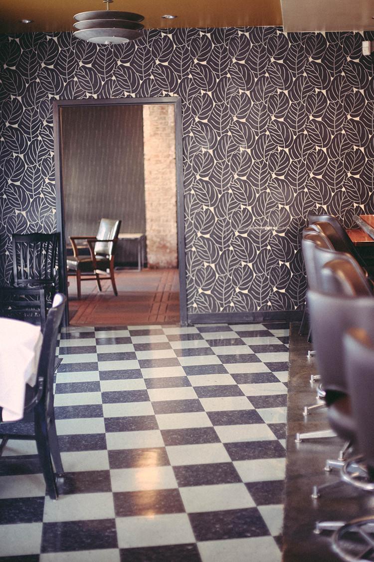 flora restaurant in oakland, ca + chocolate panna cotta with citrus & candied rose petals recipe
