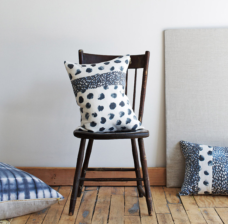 patternful dreams // the newest pillow and textile collection from Rebecca Atwood