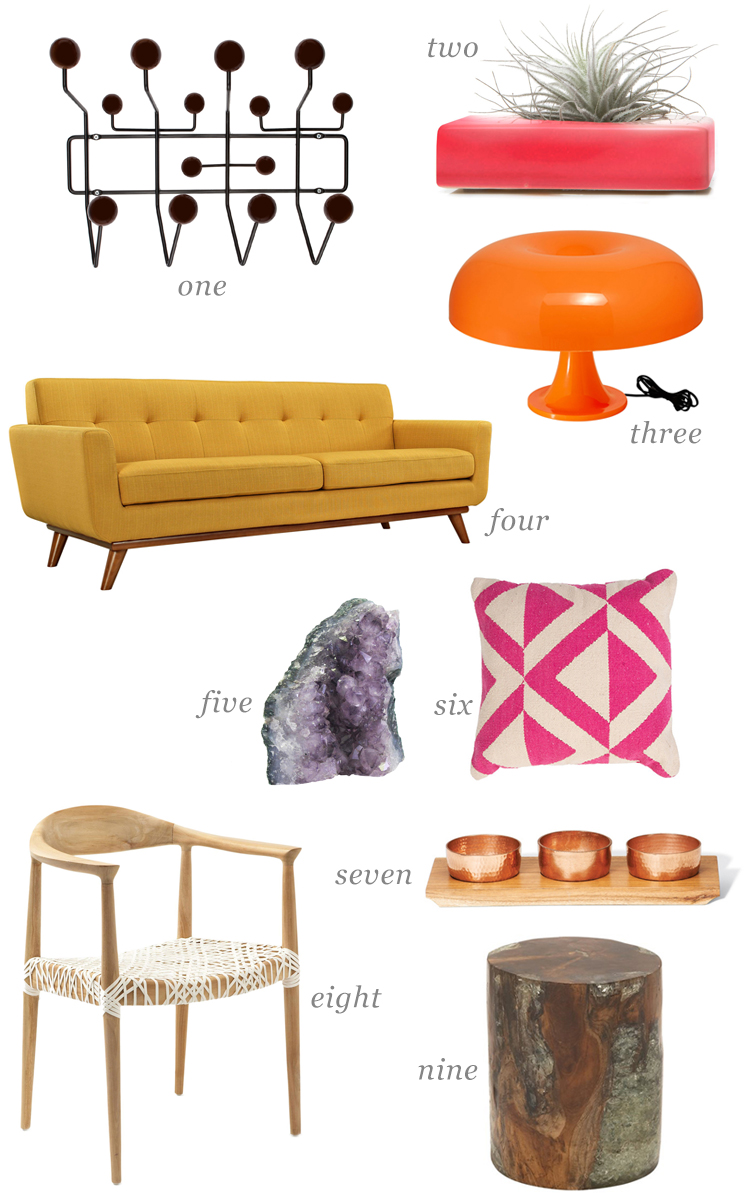 my dream room picks from Dot & Bo (plus details of a $4,000 giveaway!)