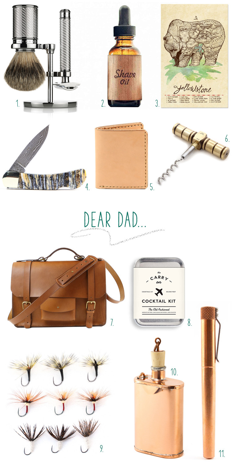 father's day gift guide with Huckberry + a giveaway! www.jojotastic.com