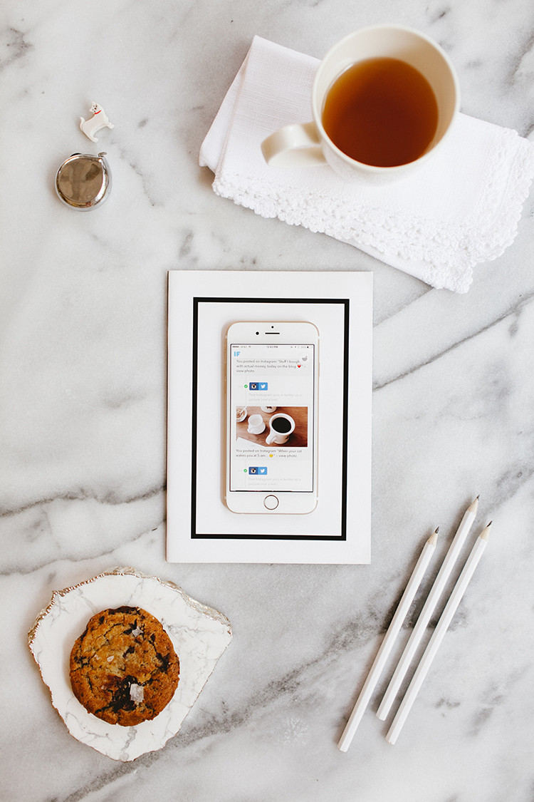 IFTTT + pinterest // the perfect app to help you streamline any task and make your life wayyyy easier! learn more + how i use it for my business and personal life: jojotastic.com