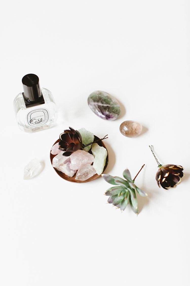 diy // succulent hair pins jojotastic.com