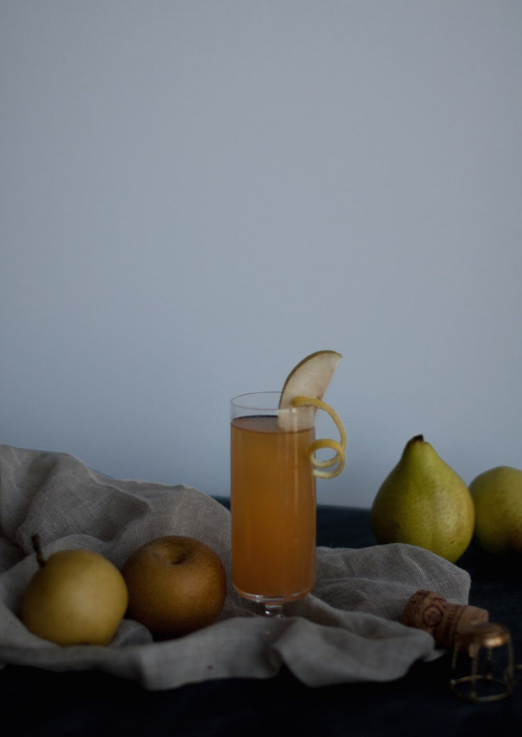 Fall French 75 // jojotastic.com