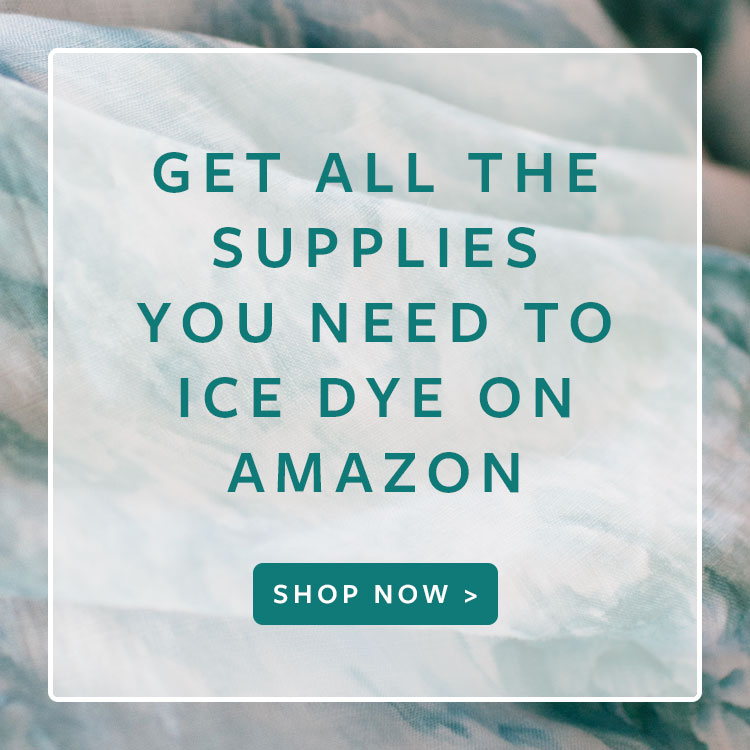 get all the ice dye supplies you need