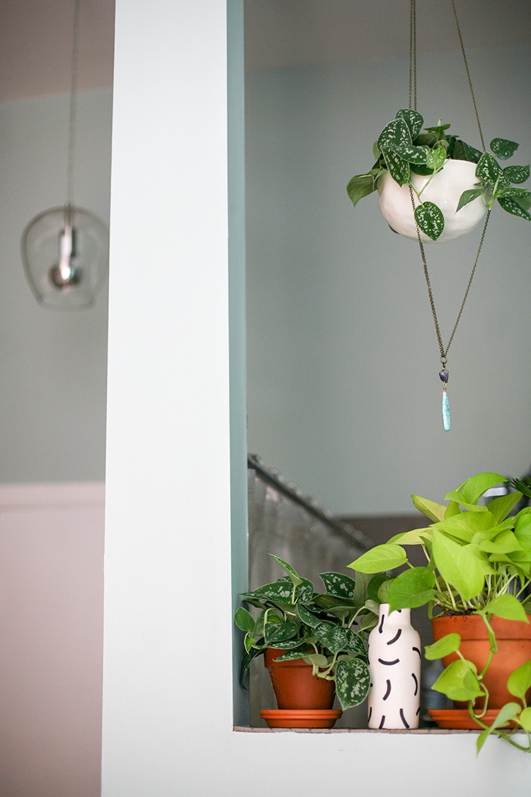 PROGRESS REPORT! one room challenge // loft bathroom, week 4 // jojotastic.com #oneroomchallenge