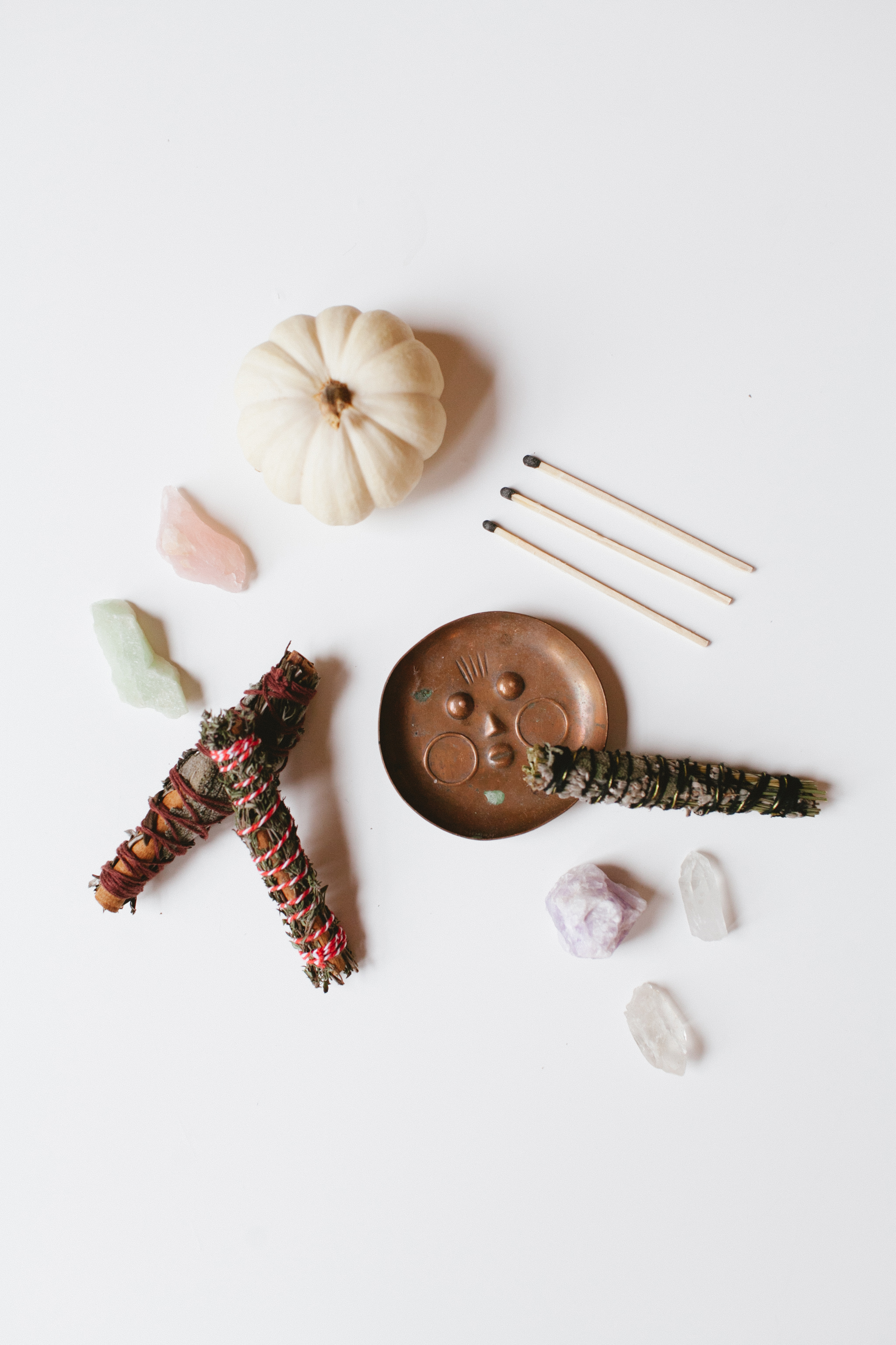 DIY Smudge Sticks Inspired by Autumn & Fall | Jojotastic