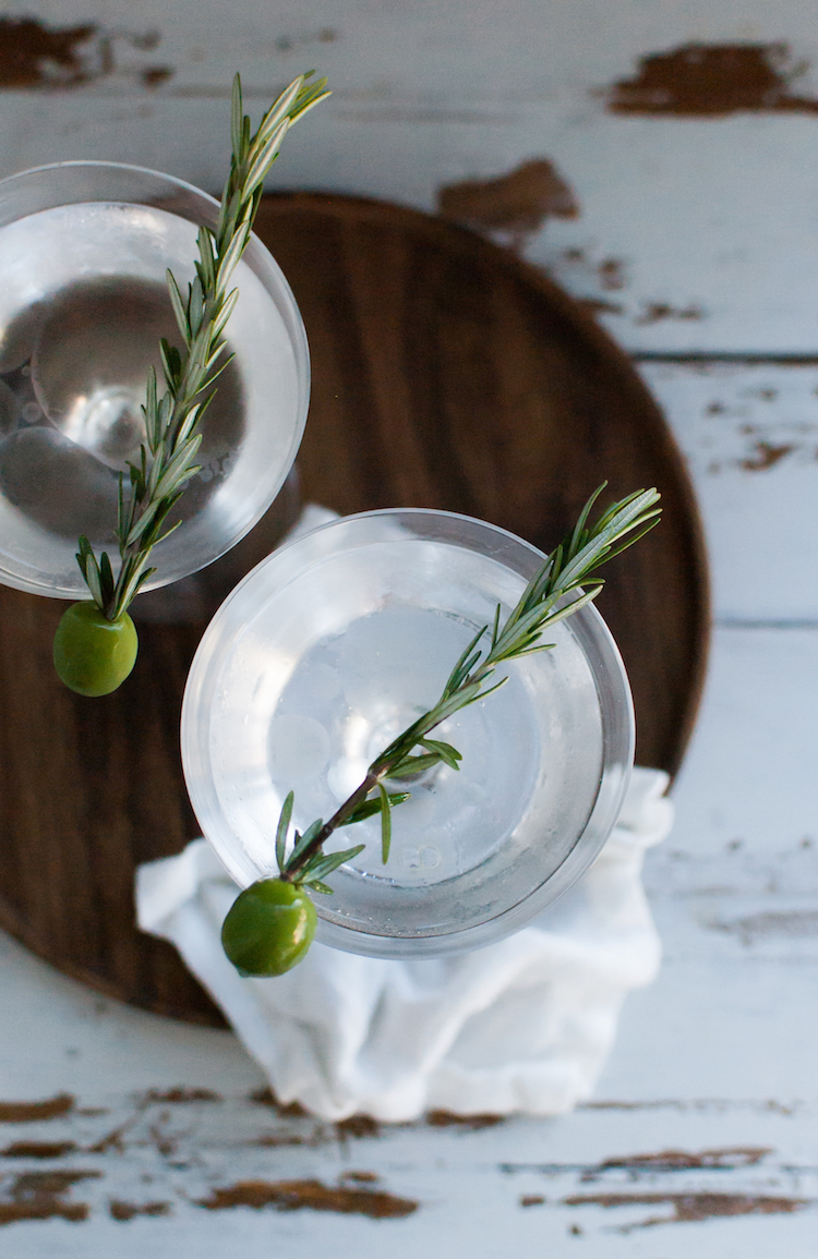 how to make rosemary water to drink