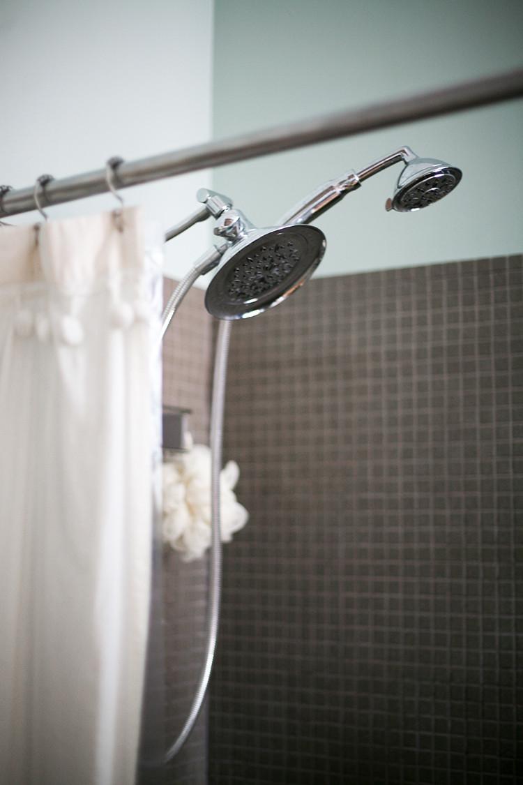 PROGRESS REPORT! one room challenge // loft bathroom, week 5 // jojotastic.com @lowes