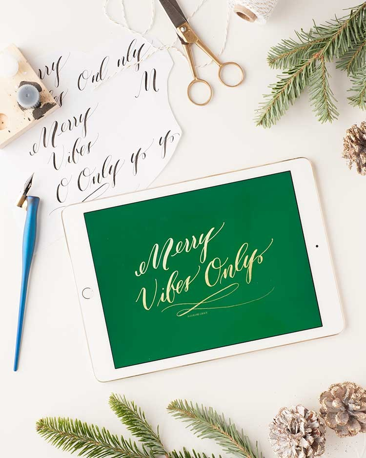 shop small this holiday season with gorgeous gifts from @coloregrace // jojotastic.com #12makersofchristmas