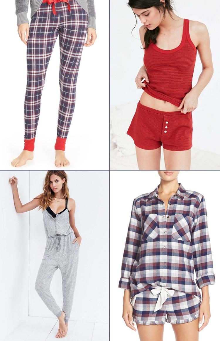 christmas pajamas round up // jojotastic.com