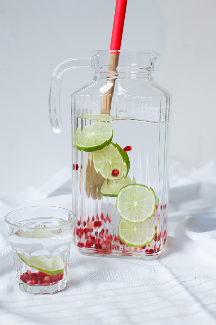 RECIPE // 3 fancy water combinations. see more on jojotastic.com
