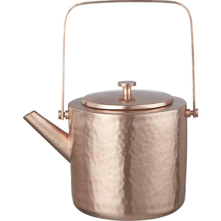 the most amazing copper tea kettle EVER // inspiration for your friday // jojotastic.com