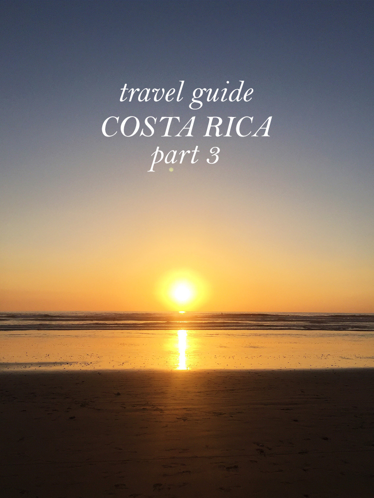 part 3 of my COSTA RICA TRAVEL RECAP with @anywhereco! head to jojotastic.com for all of the details of this incredible trip.