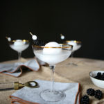 Enjoy this cocktail as a nightcap while stargazing with loved ones this full moon! Get the full recipe for the Full Moon Martini on Jojotastic.com