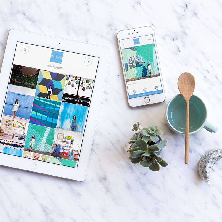 meet Plann, my new favorite instagram planning tool. more creative small business tips on jojotastic.com