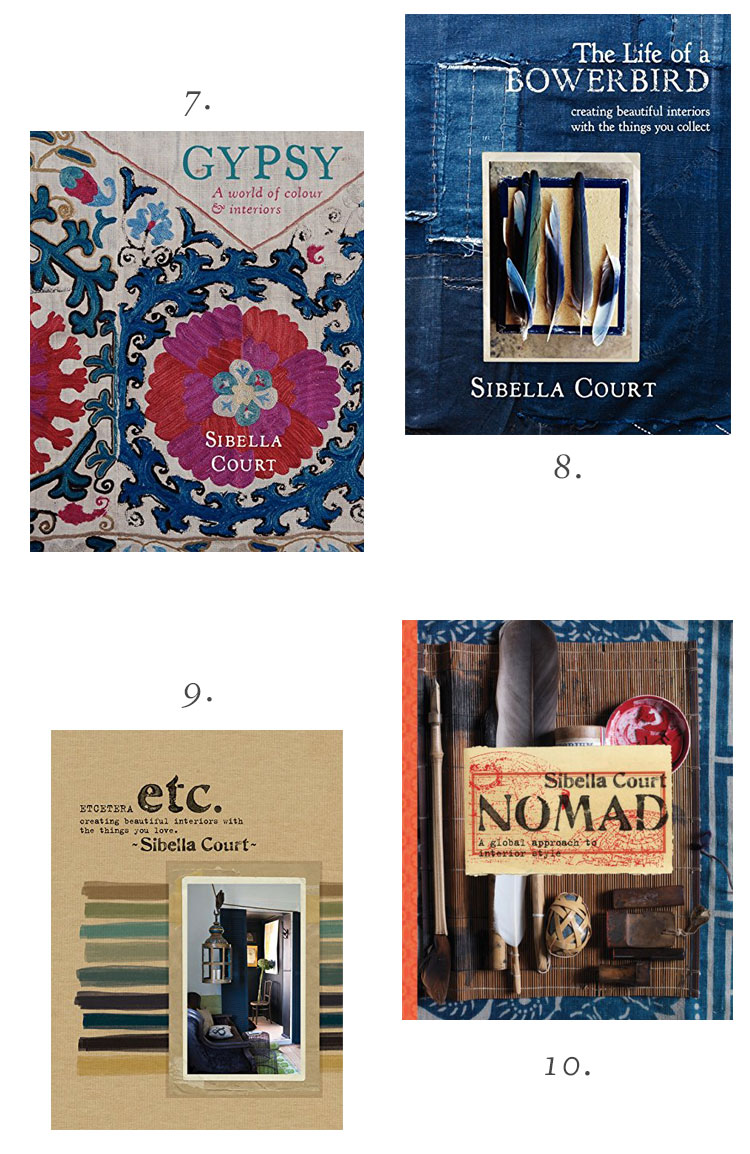 my favorite design books to inspire your next makeover on jojotastic.com