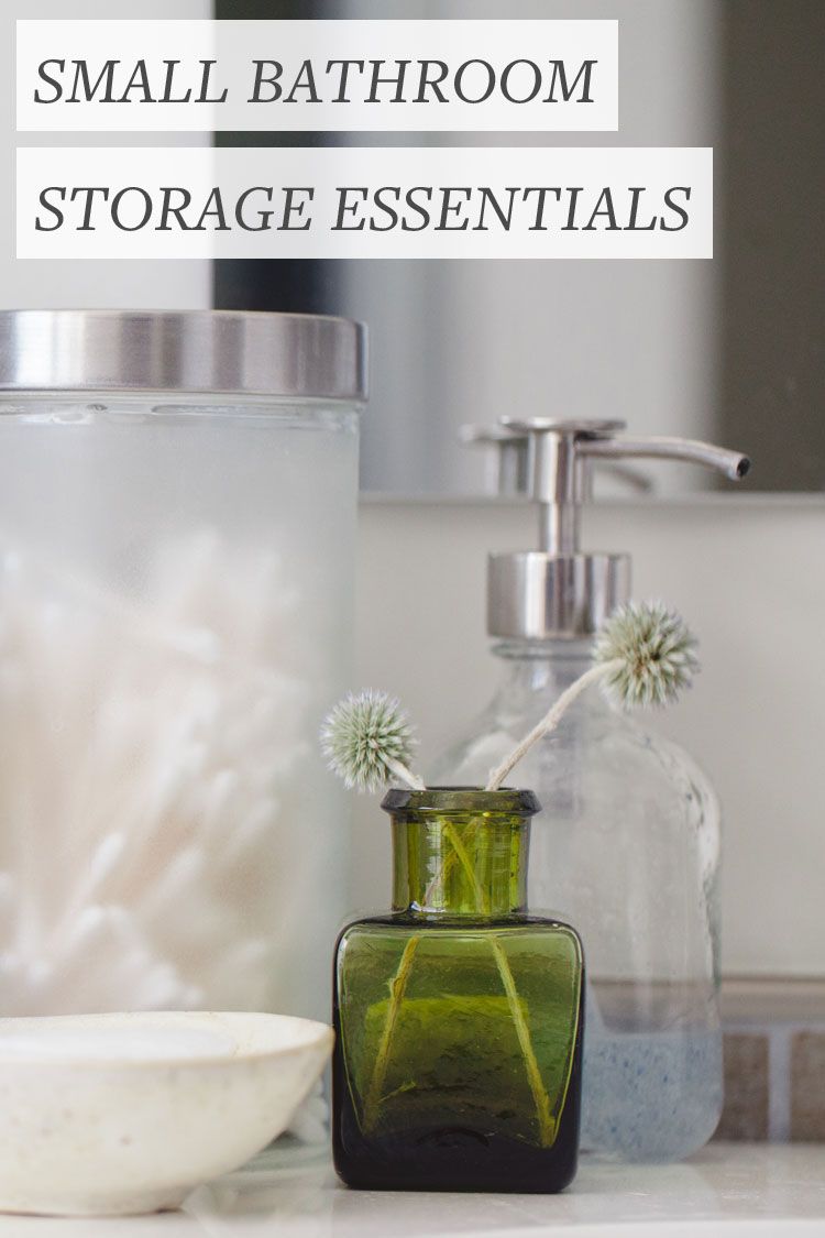 Jojotastic small bathroom storage essentials for Bathroom essentials