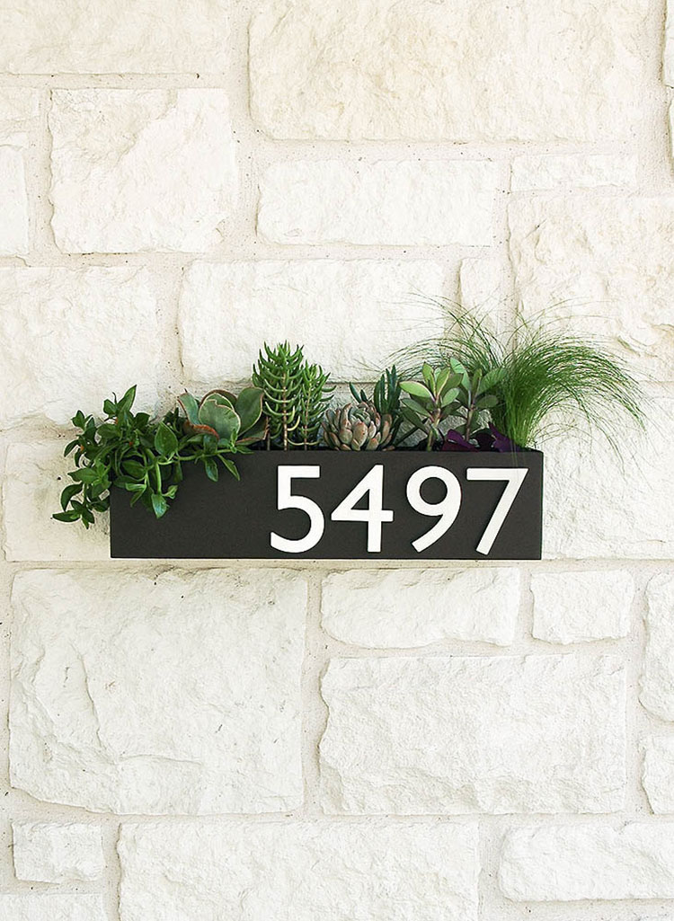 my search for stylish house numbers. styles include modern, brass, traditional, planter house numbers, ceramic, address plaques, and more. Get over 30 sources on jojotastic.com