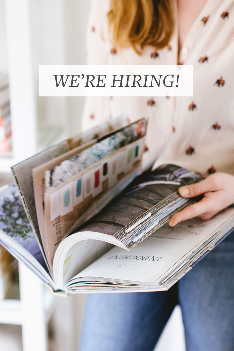 I'm on the hunt for a Seattle-based intern to learn about styling, photography, social media, blogging, and running a small business! apply to the job listing via jojotastic.com