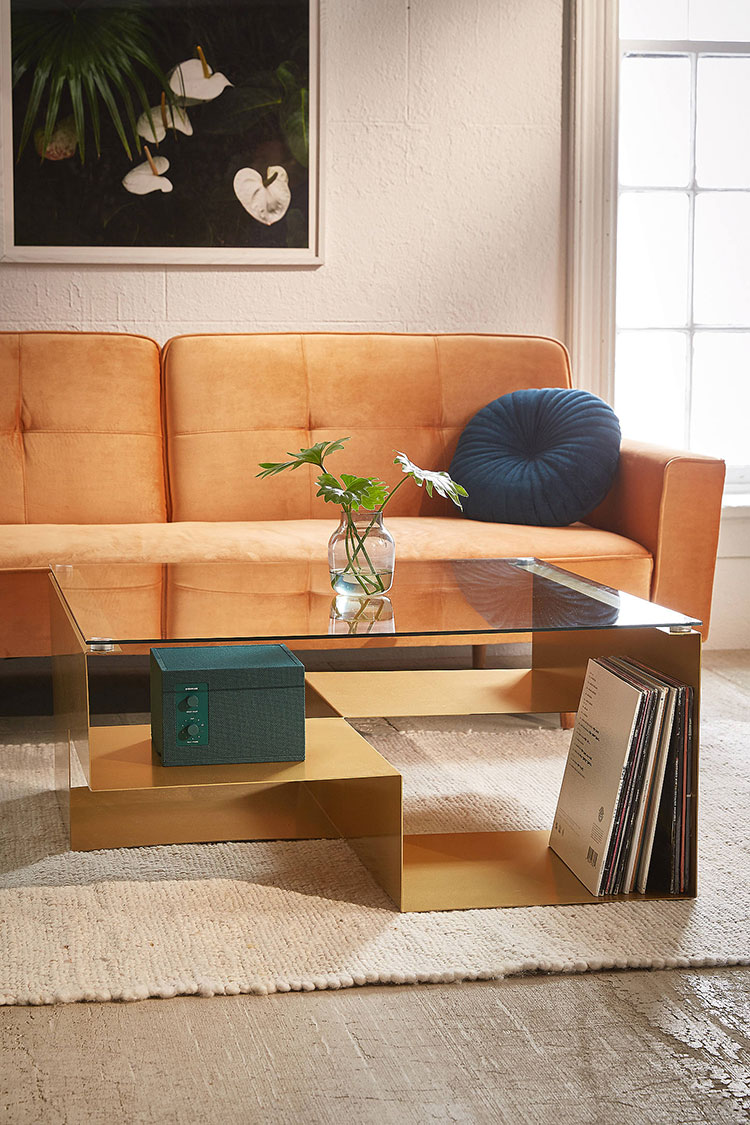 Gentil My Search For A Stylish Coffee Table With Storage