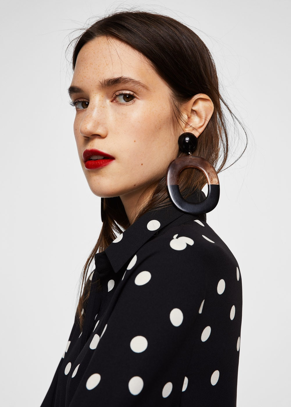 update your wardrobe for spring with the most playful trend around: polka dots! prettily printed fashion and accessories, all for under $100! #under100 #affordable #style #fashion #whattowear #polkadot