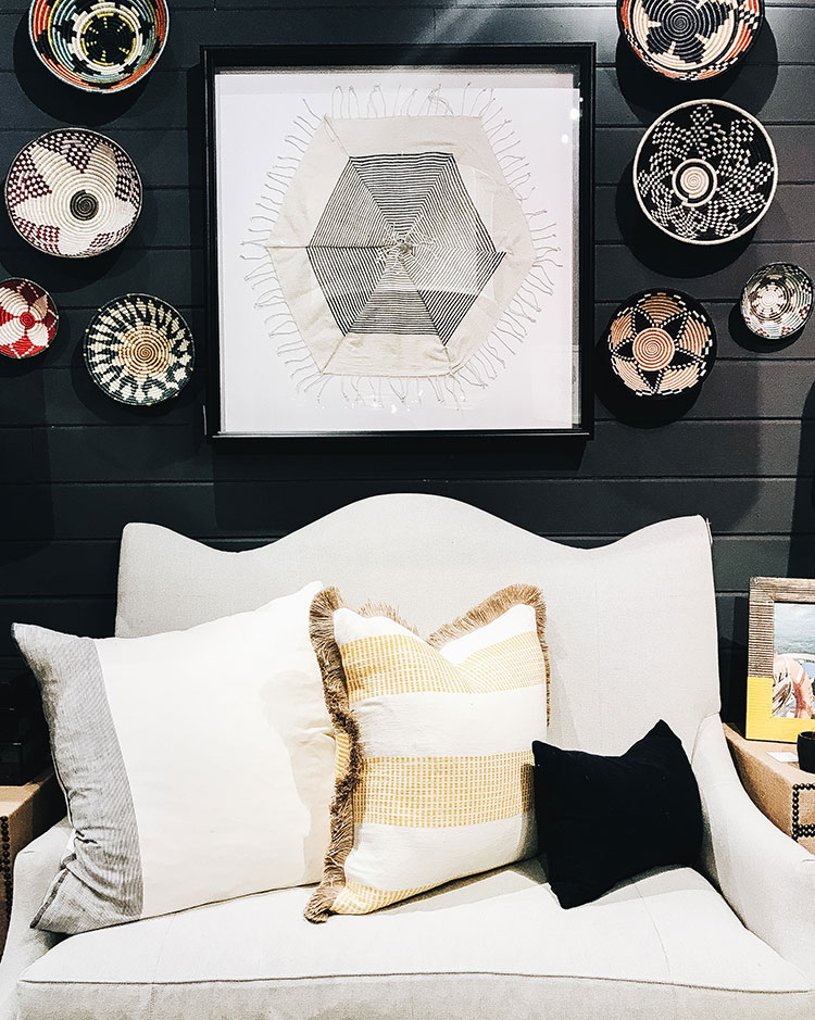 (even more) home decor highlights from High Point Market! Interior design and home decor trends for 2018. @HighPointMarket #DesignBloggersTour #HPMKT #ad